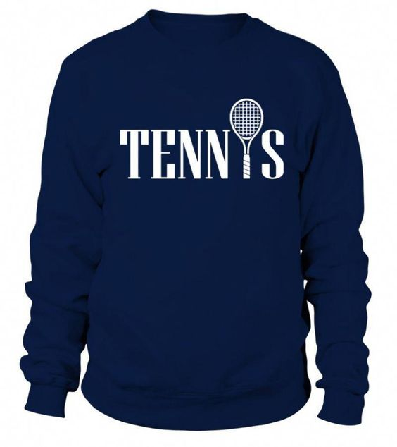 Tennis Design Sweatshirt EL01