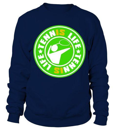 Tennis Life Sweatshirt EL01