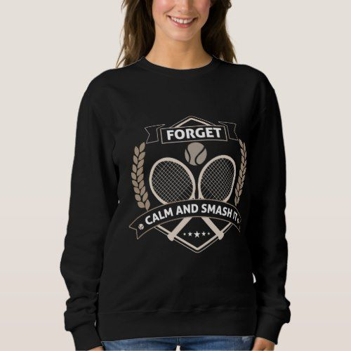 Tennis Lover Sweatshirt EL01