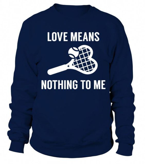 Tennis Photoshoot Sweatshirt EL01