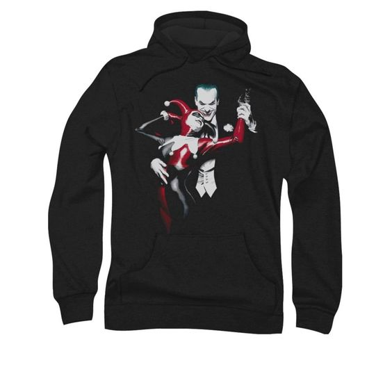 The Hoodie Joker Batman Arkham DV01