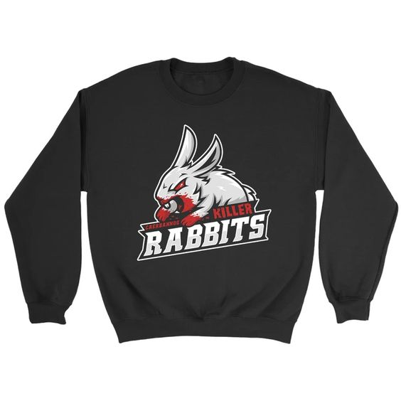 The Killer Rabbits Sweatshirt EL01