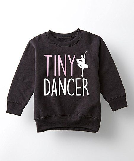 Tiny Dancer Crewneck Sweatshirt AI30