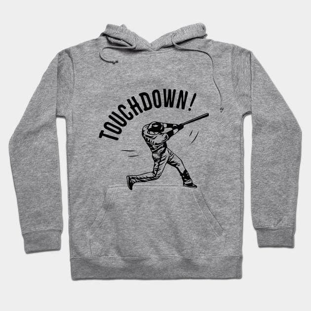 Touchdown Baseball hoodie EL01