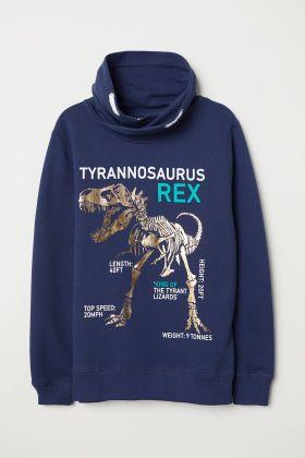 Tyrannosaurus Trex Hoodie EL