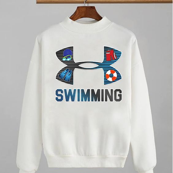 Under Armour swimming sweatshirt AV01