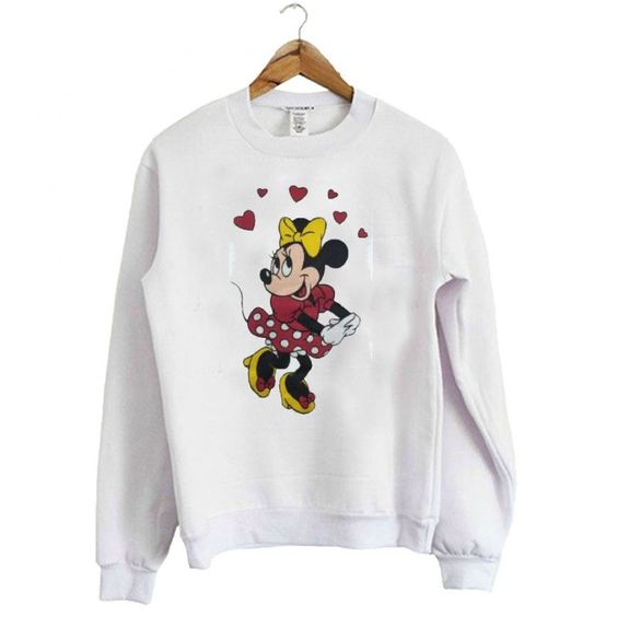 Vintage Minnie Disney Sweatshirt FD01