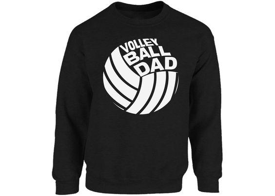 Volleyball Dad Sweatshirt EL01