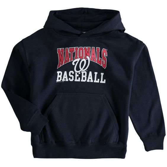 Washington Nationals Soft as a Grape Hoodie AV01