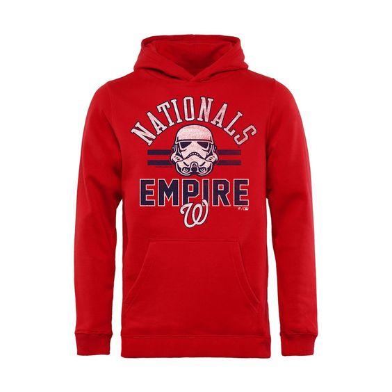 Washington Nationals Star Wars Hoodie AV01