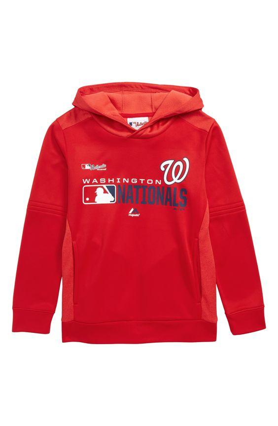 Washington nationals hoodie AV01