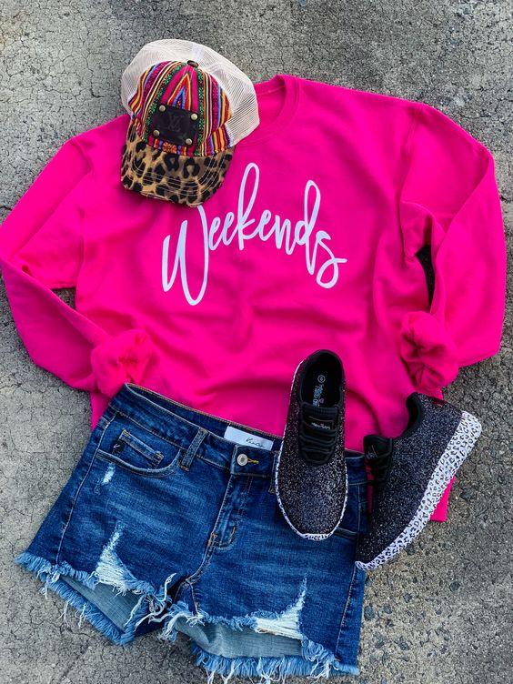 Weekend Sweatshirt EM