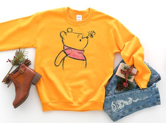 Winnie The Pooh Sweatshirt FD01