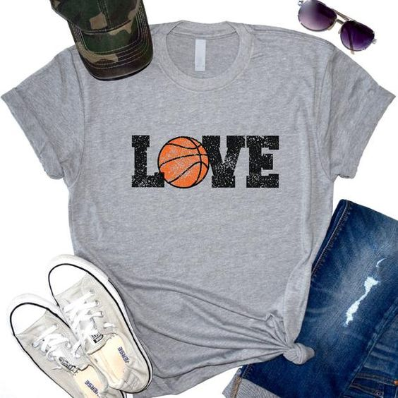 Women Basketball T-Shirt AZ01