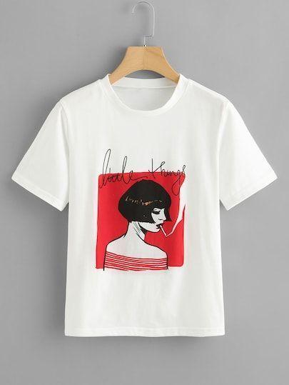 Women Little Things T-Shirt FD30