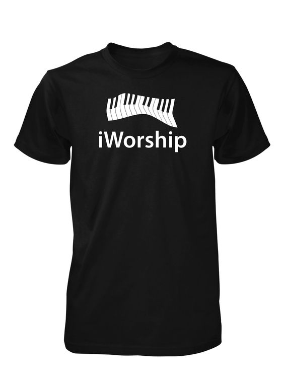 Worship our Lord with T-Shirt AZ01