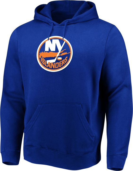 York Islanders Blue Hoodie AZ29