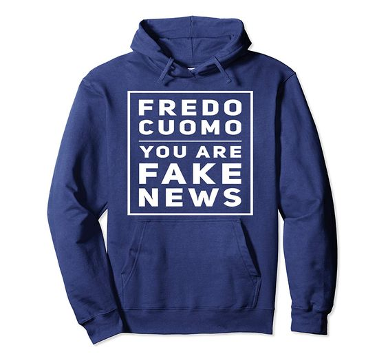 You Are Fake Hoodie VL01