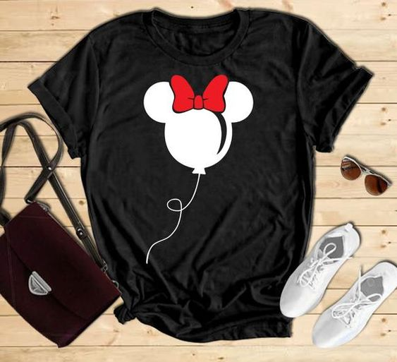 disney balloon T Shirt SR01