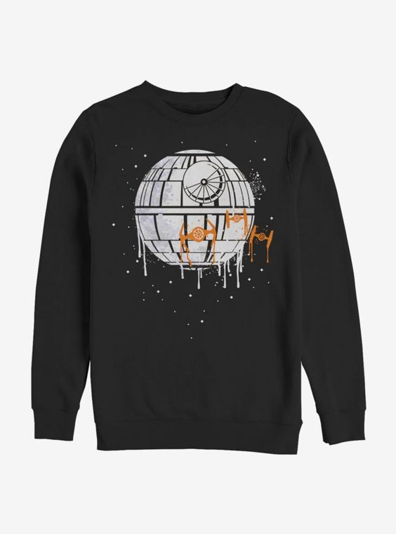 Star Wars Moon Sweatshirt EM01