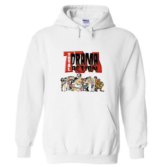 total drama action hoodie AV01