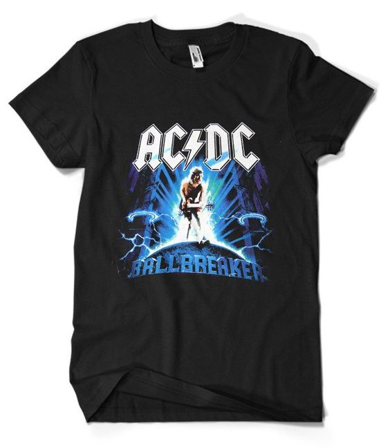 ACDC T-Shirt N7EM