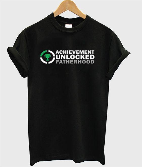 Achievement Unlocked T-Shirt EL13N