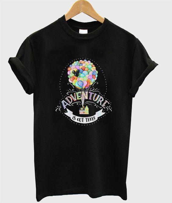 Adventure T-Shirt N12EM