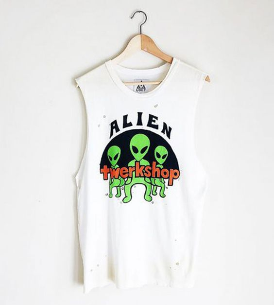 Alien Twerkshop Tanktop ER27N