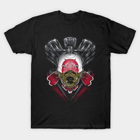Angry Geisha T-Shirt EL27N