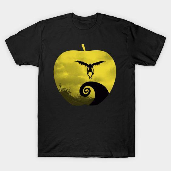 Apple Nightmare T-Shirt EL27N