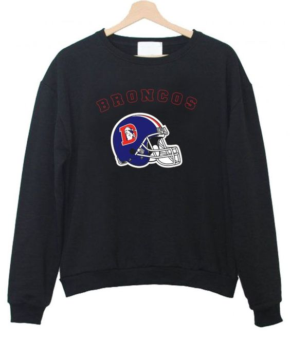 BRONCOS Sweatshirt N21NR