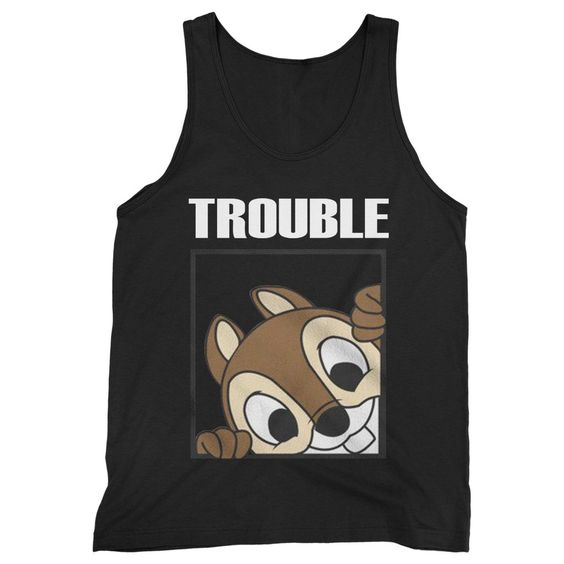 Chip And Dale Tank Top EL27N