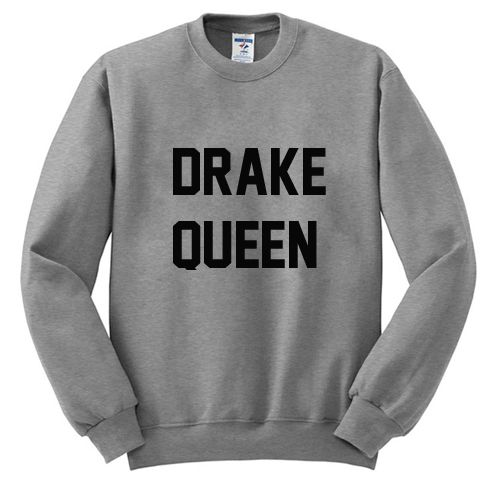 Drake Queen Sweatshirt N21NR