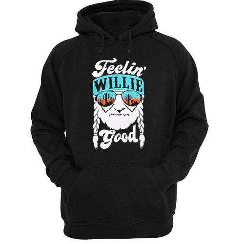 Feelin willie good Hoodie N30VL
