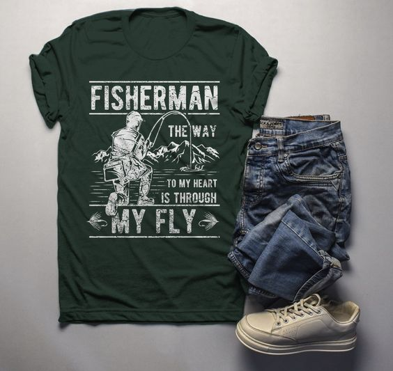 'Fisherman T-shirt N19HN