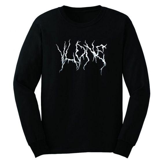 Flash Long Sleeve Sweatshirt ER15N