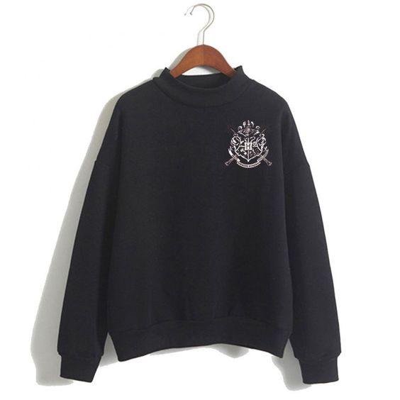 Hogwarts Logo Sweatshirt ER15N