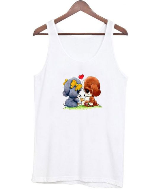 Honey Dog Tanktop ER27N