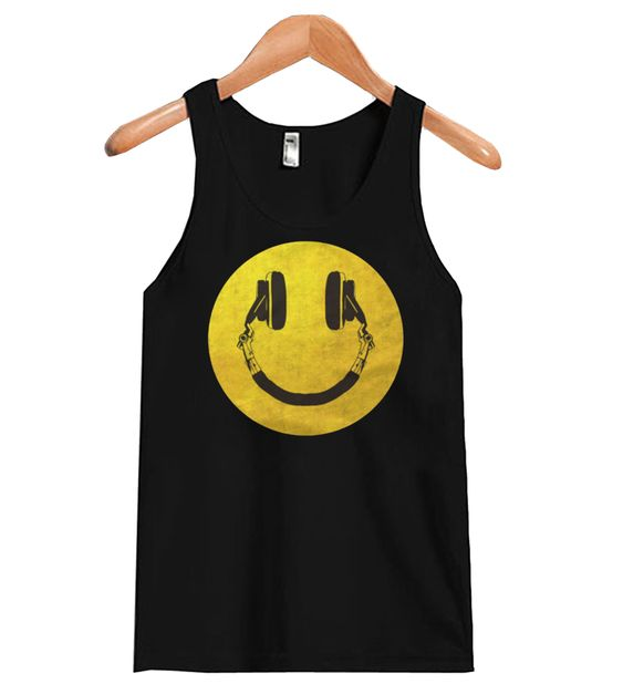 Music Smile Tank top ER27N