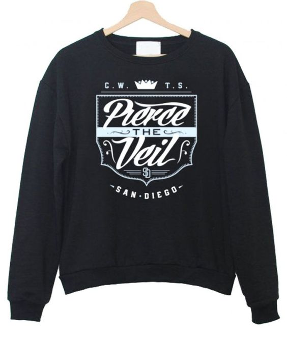 Pierce The Veil Sweatshirt N21NR