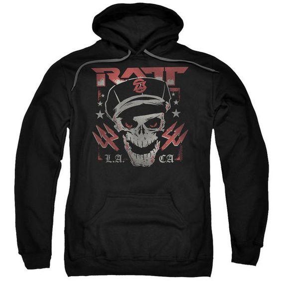 Ratt LA CA Hoodie EM27N