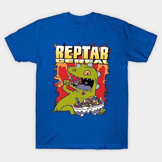 Reptar Cereal T-shirt N12FD