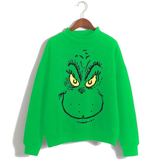 Seuss Christmas Sweatshirt ER15N