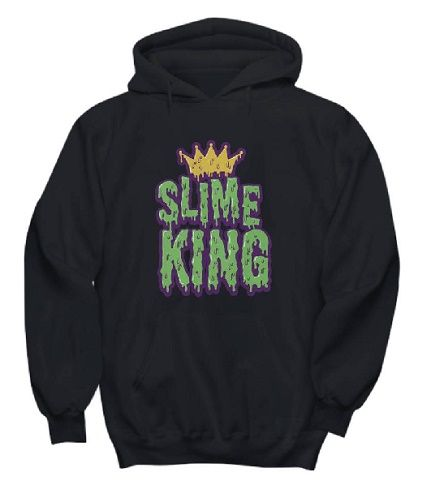 Slime King Graphic Hoodie N30VL