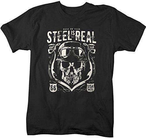 Steel Is Real T-Shirt N19AR
