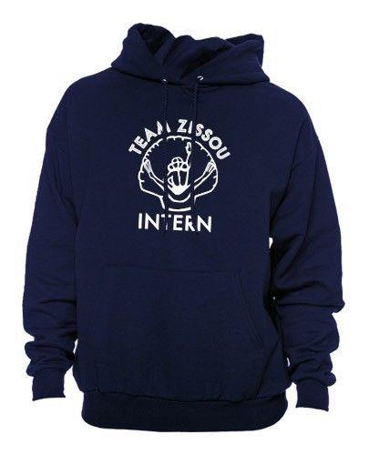Team Zissou Intern Hoodie EM27N