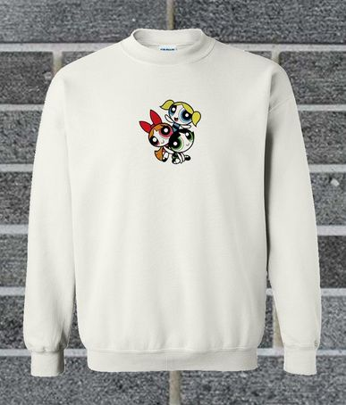 The Powerpuff Girls sweatshirt N26AI