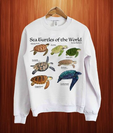 Turtles Of The World sweatshirt N26AI