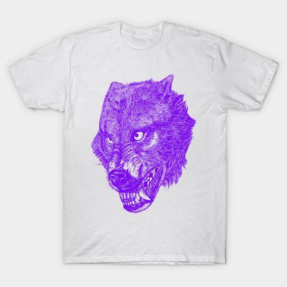 Wolf Classic T-Shirt N12FD